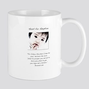 Adoption Design Asian Baby Mugs
