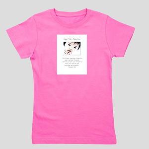 Adoption Design Asian Baby Girl's Tee