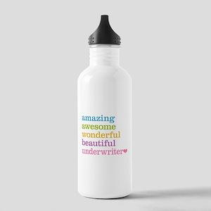 Underwriter Stainless Water Bottle 1.0L