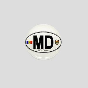 md-oval Mini Button
