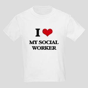 I love My Social Worker T-Shirt