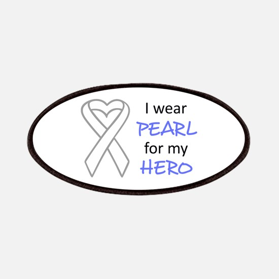 PEARL FOR MY HERO Patches