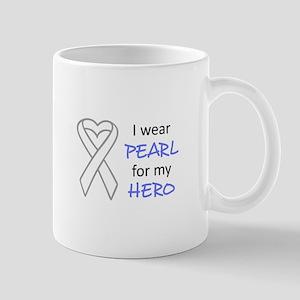 PEARL FOR MY HERO Mugs