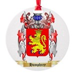 Humphrey Round Ornament