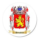 Humphrey Round Car Magnet