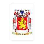 Humphrey Sticker (Rectangle 50 pk)