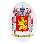 Humphrey Ornament (Oval)