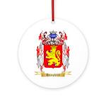 Humphrey Ornament (Round)