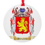 Humphery Round Ornament