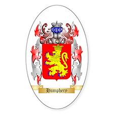 Humphery Sticker (Oval)
