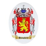 Humphery Ornament (Oval)