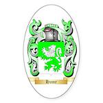 Hume Sticker (Oval)