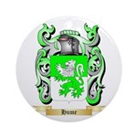 Hume Ornament (Round)