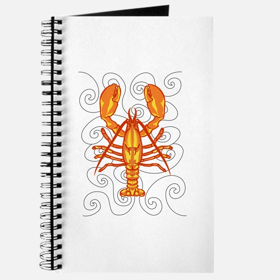 LOBSTER AND WAVES Journal