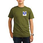 Hulton Organic Men's T-Shirt (dark)