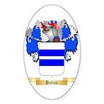Hulton Sticker (Oval)
