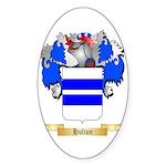 Hulton Sticker (Oval 50 pk)