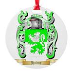 Hulme Round Ornament