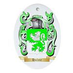 Hulme Ornament (Oval)