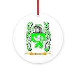 Hulme Ornament (Round)