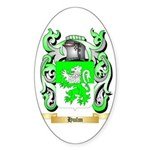 Hulm Sticker (Oval 10 pk)