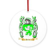 Hulm Ornament (Round)