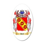 Hull 35x21 Oval Wall Decal