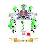 Hukins Small Poster