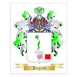 Huguin Small Poster