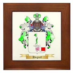Huguet Framed Tile