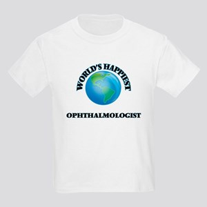 World's Happiest Ophthalmologist T-Shirt