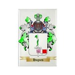 Hugues Rectangle Magnet (100 pack)