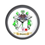 Hugues Wall Clock
