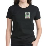 Huguenet Women's Dark T-Shirt