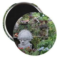 Bogota Statue Magnet