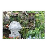 Bogota Statue Postcards (Package of 8)
