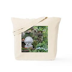 Bogota Statue Tote Bag