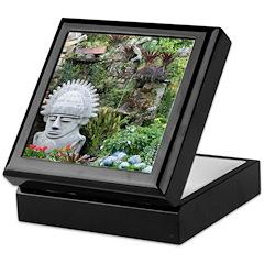 Bogota Statue Keepsake Box