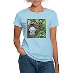 Bogota Statue Women's Light T-Shirt
