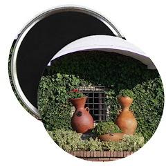 Colombian Vases Magnet