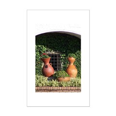 Colombian Vases Poster Print Print