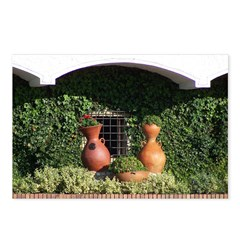 Colombian Vases Postcards (Package of 8)
