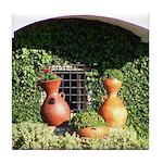 Colombian Vases Tile Coaster
