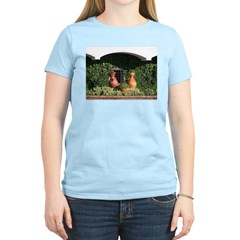 Colombian Vases Women's Light T-Shirt