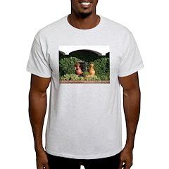 Colombian Vases Light T-Shirt