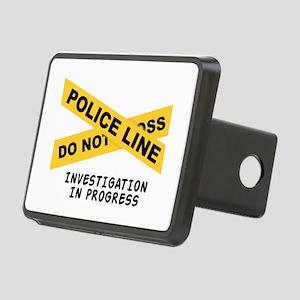 Investigation Hitch Cover