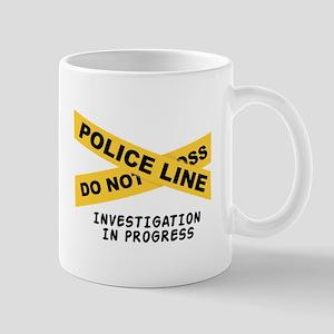Investigation Mugs