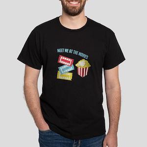 Meet At Movies T-Shirt