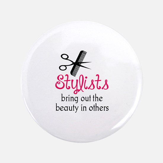 """THE BEAUTY IN OTHERS 3.5"""" Button"""