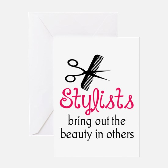 THE BEAUTY IN OTHERS Greeting Cards